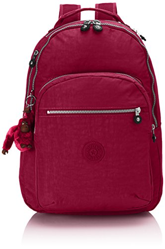 Kipling - CLAS SEOUL - Grand sac à dos - Jungle Dot Play - (Multi-couleur) Baie