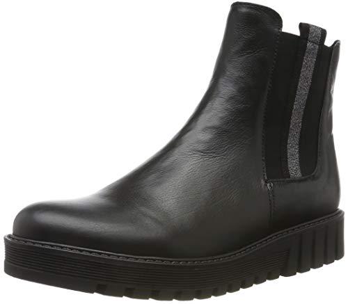 Gabor Shoes Damen Fashion Stiefeletten, Schwarz (Schwarz 27), 40 EU