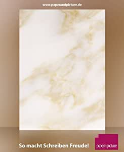 urkundenpapier marmor 50 blatt a4 190g qm. Black Bedroom Furniture Sets. Home Design Ideas