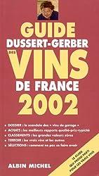 Guide Dussert DES Vins De France