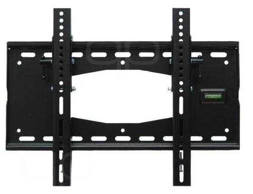 TV Wandhalterung quipma 846, für 37-46 Zoll, bis Vesa 400 x 400, max.75 kg, schwarz