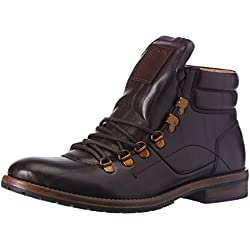 Alberto Torresi Men's Anvik Brown Boots - 10 UK/India (44 EU)