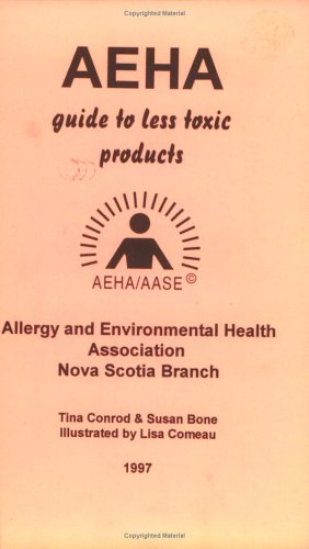 AEHA Guide to Less Toxic Products