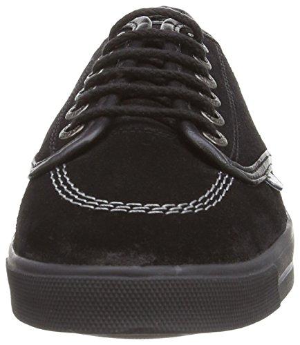 Kickers - Scarpe, Uomo Multicolore (Black/Grey)