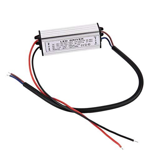 12V Chargeur Intelligent Module Contr/ôleur dalimentation Automatique Conseil Charge de la Batterie Interrupteur darr/êt Meisijia