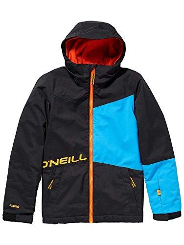 O'Neill Jungen Kinder Snowboard Jacke Statement Jacket Boys, Bright orange, 170 Orange Snowboard-jacke
