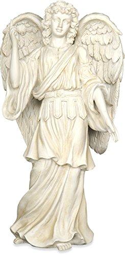 Unbekannt Angelstar Erzengel Raphael Figur, Metall, Mehrfarbig -