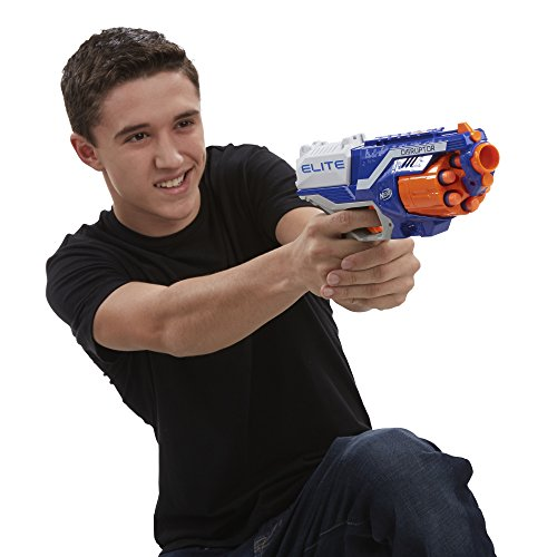 Nerf N Strike Elite Disruptor