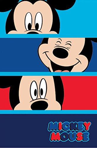 Licencias Manta Polar Niño 100x140cm de Mickey Mouse