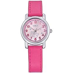 fashion children watch/Student quartz watch/Clean the watch-F