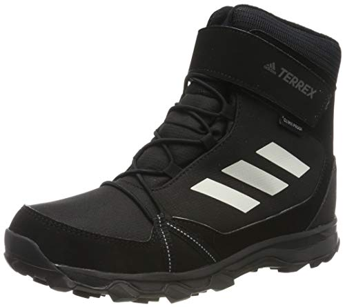 adidas Unisex-Child S80885_28 Trekking Shoes, Schwarz (Negbas/Blatiz/Gricua 000), EU