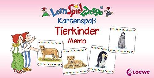 Tierkinder - Memo
