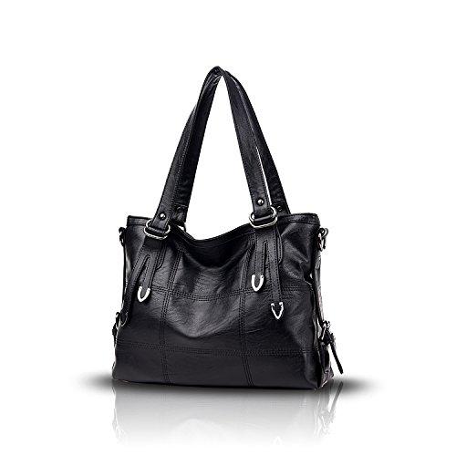 Tisdain Il raccoglitore di svago delle borse delle donne della borsa del messaggero della borsa di grandi dimensioni della borsa di spalla delle nuove donne di affari