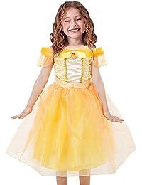 Pettigirl Ragazze Principessa Vestito Costume