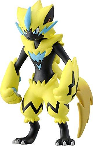 Takara Tomy Pokemon Moncolle Ex ESP_ 03 Zeraora Takara Tomy - Pokemon Ex Japan