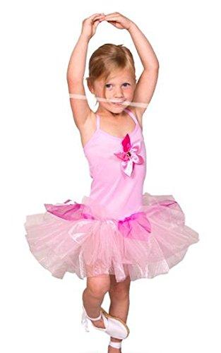 Imagen de disfraz de bailarina de ballet, talla s, 3 – 5 años