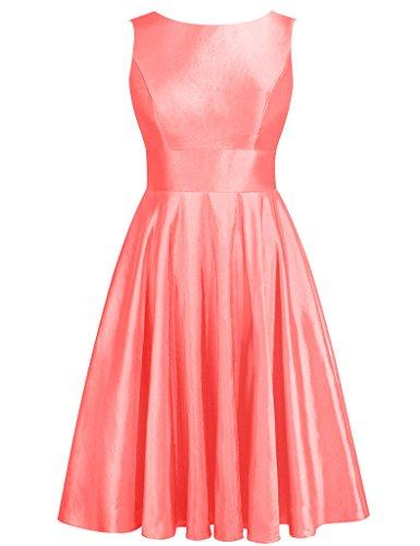 JAEDEN - Robe - Femme Rose - Watermelon