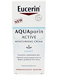 Eucerin AQUAporin Active Moisturising Cream - Light - Normal to Combination Skin 40ml