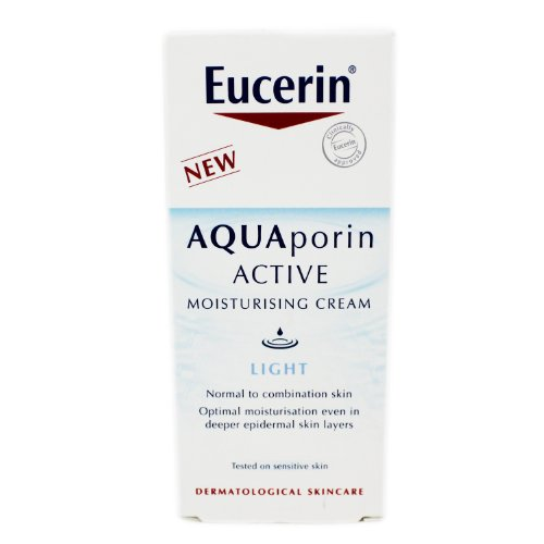 Eucerin AQUAporin Active Moisturising Cream - Light - Normal to Combination Skin 40ml