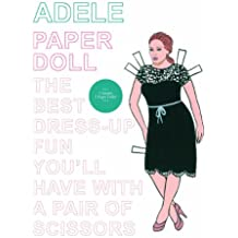 Paper Doll Adele: Cut-out Paper Doll Book