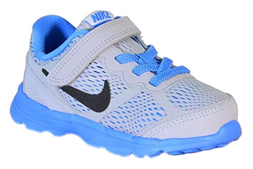 Nike Kids Fusion Run 3 TDV unisex kinder, glattleder, sneaker low, 22 EU - Nike Kids Fusion