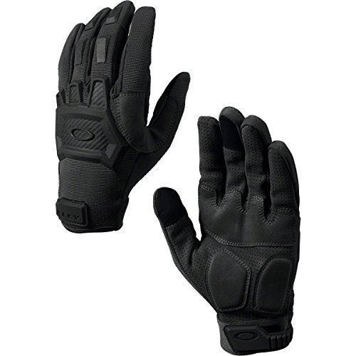 Oakley Flexion Mens Snow Snowmobile Gloves - Black / Small (Snow Oakley Glove)