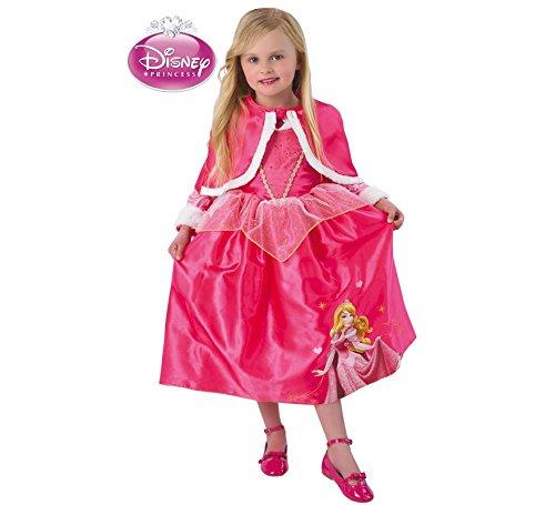 Disney Princesas Disfraz de Bella Durmiente, para niñas, talla L (Rubie's 881854-L)