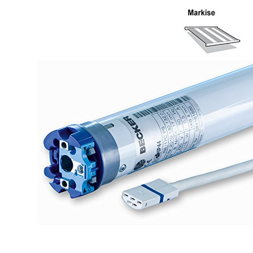"""Preisvergleich Produktbild Becker R40-17C PS+Sonnenschutzantriebe """"Universal"""" für Wickelwellen ab Ø 50 mm 40Nm"""