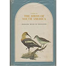 Guide to the Birds of South America