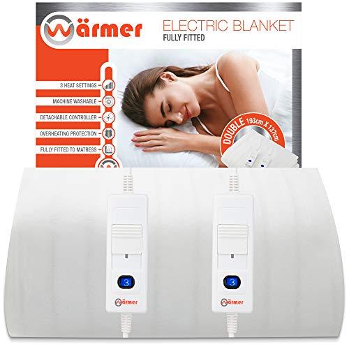 Wärmer Double Electric Blanket,1...