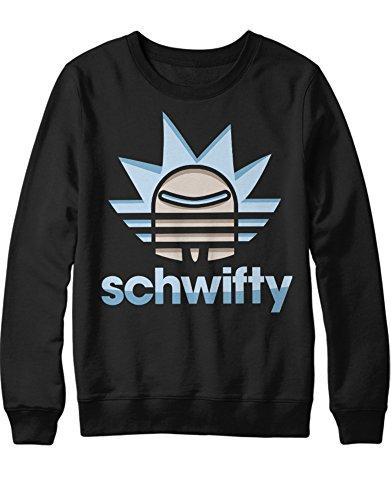Sweatshirt Rick and Morty