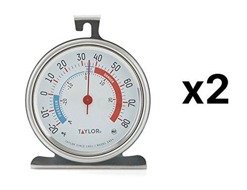 Kühlschrank Thermometer : Kitchencraft kühlschrank thermometer edelstahl kitchen craft