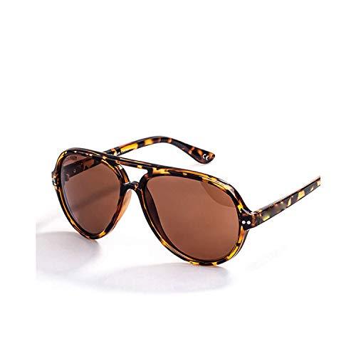 Sport-Sonnenbrillen, Vintage Sonnenbrillen, Sunglasses Männer Polarized Retro Female Classic Fashion Light Pilot WoMänner Vintage Driving Oval Brown UV400 Gafas De Sol brown