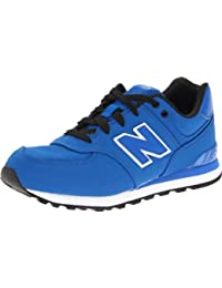 New Balance 574 Classic Traditionnels Blue Youth Trainers