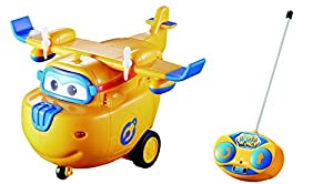 Alpha Animation & Toys Super Wings Remote Control Donnie - Juguetes de Control Remoto (Alcalino, AAA, 1,5 V, 2 x AAA, 278 g, 203 mm)