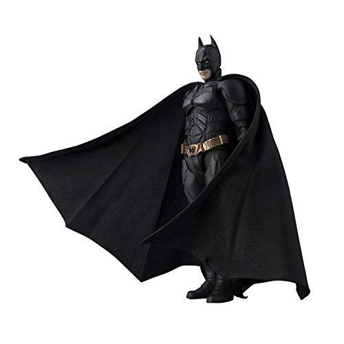 MA SOSER Batman Hero Action Figure Include Accessori for Armi da 5,9 Pollici Personaggi e veicoli