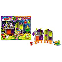 Superzings- Laboratorio Secreto Playset Adventure 1, Color Verde (Magic Box MBXPSZPA114IN00)