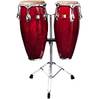 Performance Percussion PP10R Congas Rouge