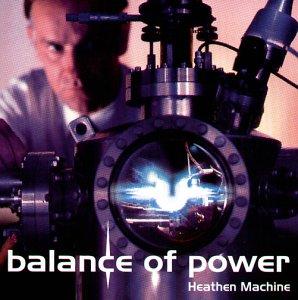 Balance of Power: Heathen Machine (Audio CD)