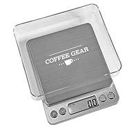 BrewGlobal Coffee Gear Digital Brew Scale 2 kg/0.1g (CGBREW2KG)