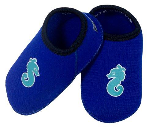 Badeschuhe Kinder blau blau