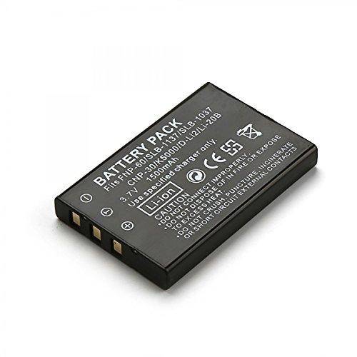 Galleria fotografica Rusty Bob - NP-30 accumulatore batteria Fujifilm FinePix 50i,601,F401,F410,F601,M603 Olympus Camedia AZ-1, AZ-2,Sony Mylo COM-1, COM-2 - solo batteria