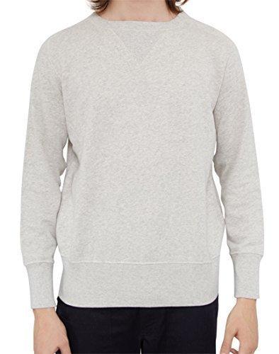 LEVIS VINTAGE CLOTHING Männer Pullover mod 21931-0004 grau 100% Baumwolle - Grau, Medium (Levi Vintage Clothing)