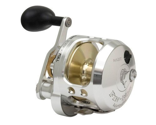 Fin-Nor Full Frame Marquesa Lever Drag MA20T Reel by Fin-Nor Fishing