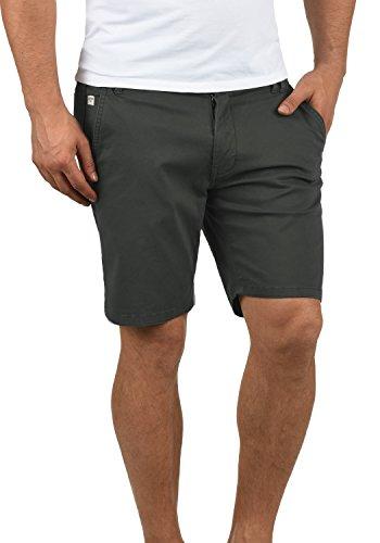 SHINE Original Montero Chino Shorts Bermuda Kurze Hose Aus Stretch-Material Regular Fit, Größe:XXL, Farbe:Dusty Black