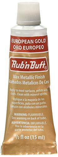 Amaco Rub 'n Buff, europäische Gold - Amaco Rub