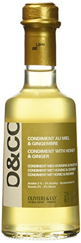 Oliviers & Co. Condiment Miel Gingembre 250 ml