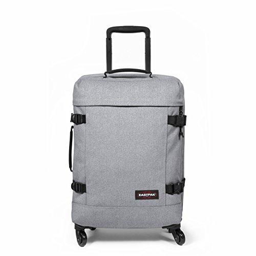 Eastpak Trans4 S Equipaje de mano, 54 cm, 44 liters, Gris (Sunday Grey)