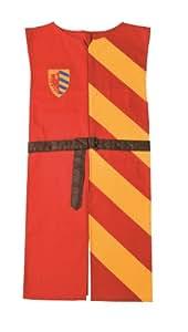 Vah - Tunique lancelot rouge/jaune