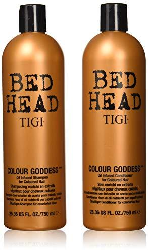 Brünette Duo (Tigi Bed Head Colour Goddess 25.36oz Duo by Tigi Bed Head)
